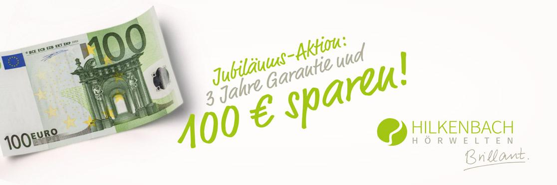 Jubiläums-Aktion von Hilkenbach Hörwelten
