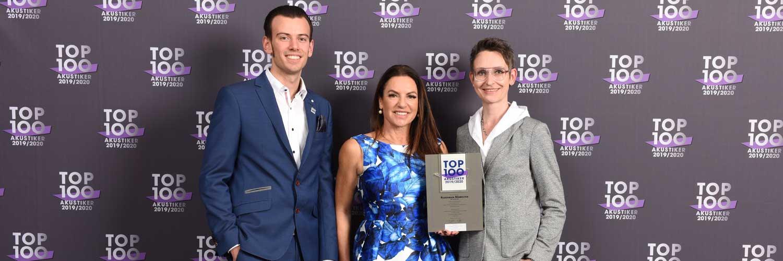 Hilkenbach ist Top-100-Akustiker 2019